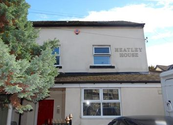 Thumbnail 1 bedroom flat for sale in Mill Lane, Lymm, Warrington, Cheshire