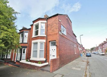 Thumbnail 4 bed terraced house for sale in Elmswood Road, Aigburth, Liverpool