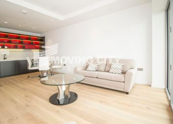 Thumbnail 1 bed flat for sale in Bridgewater House, City Island, Docklands
