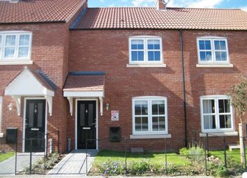 Thumbnail 2 bed terraced house to rent in Bob Rainsforth Way, Gainsborough