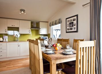 Thumbnail 1 bed lodge for sale in Skinburness Court, Silloth, Wigton