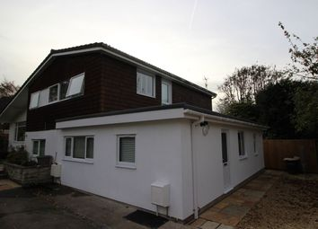 Thumbnail 1 bedroom bungalow to rent in Priory Road, Easton-In-Gordano, Bristol