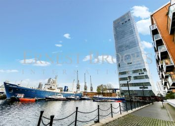Thumbnail 3 bed flat for sale in Dollar Bay, Lawn House Close, Canary Wharf