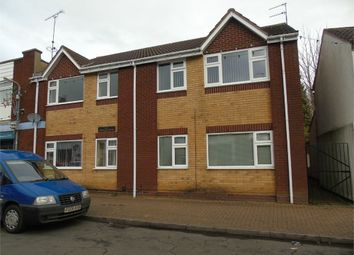 Thumbnail 2 bed flat to rent in Chequers House, Chequers Street, Bulkington, Warwickshire