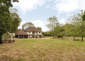 Billingshurst Road, Ashington, West Sussex RH20. 4 bed detached house