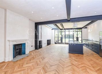 Thumbnail 4 bedroom semi-detached house for sale in Chevening Road, Queens Park, London