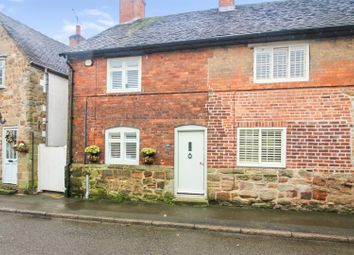 Thumbnail 2 bed cottage for sale in Main Street, Ticknall, Derby