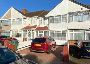 Thumbnail 4 bed terraced house for sale in Lyon Park Avenue, Wembley, Middlesex