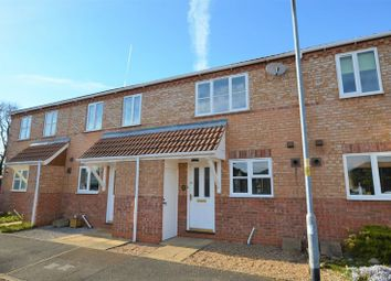 Thumbnail 2 bed terraced house to rent in Maiden Court, Saxilby, Lincoln