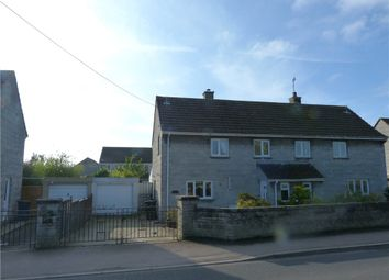 Thumbnail 2 bed semi-detached house to rent in Behind Berry, Somerton, Somerset