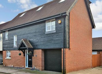 Thumbnail 4 bed link-detached house for sale in Deer Park Way, Waltham Abbey