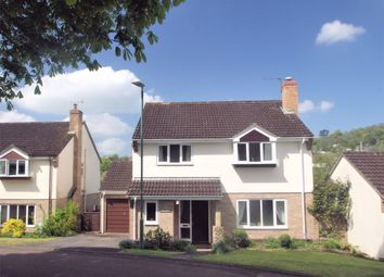 Thumbnail 4 bed detached house for sale in Jays Mead, Wotton-Under-Edge, Gloucestershire
