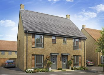 "Thumbnail 2 bed end terrace house for sale in ""The Singleton"" at Repton Avenue, Ashford"