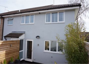 Thumbnail 2 bed end terrace house for sale in Sherbourne Drive, Maidstone