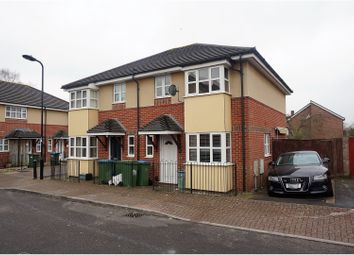 Thumbnail 3 bed semi-detached house for sale in Siddal Close, Southampton