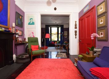 Thumbnail 5 bed terraced house for sale in Guildford Road, Stockwell