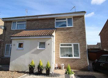 2 bed semi-detached house for sale in Steggall Close, Needham Market, Ipswich IP6