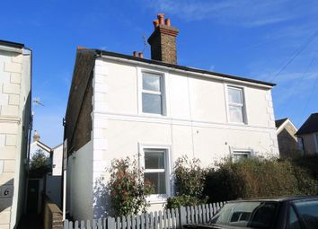 Thumbnail 2 bed semi-detached house to rent in Thomas Street, Tunbridge Wells