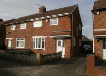 3 bed semi-detached house for sale in Kildwick Grove, Middlesbrough TS3