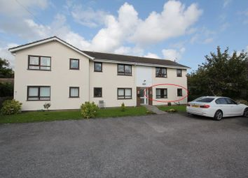 Thumbnail 2 bed flat for sale in Romilly Road, Rhoose, Barry