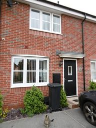 Thumbnail 2 bed town house to rent in Mallard Close, Aylestone, Leicester