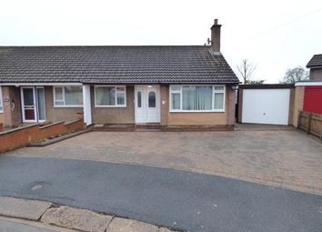 Thumbnail 2 bed semi-detached bungalow for sale in Greencroft, Brampton, Cumbria