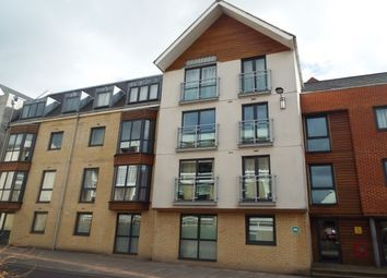Thumbnail 2 bed flat to rent in Polymond House, Castle Way, Southampton