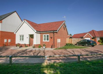 Thumbnail 2 bed detached bungalow for sale in Beadon Way, Melton, Woodbridge