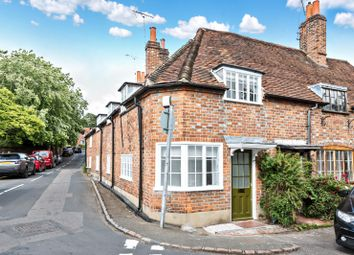 Thumbnail 2 bed semi-detached house for sale in Deanary Cottages, High Street, Sonning, Reading