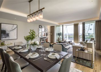 Thumbnail 2 bed flat for sale in Southbank Place, Belvedere Road, London