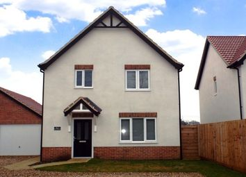 Thumbnail 3 bedroom detached house to rent in The Roebuck, Little Eriswell, Brandon