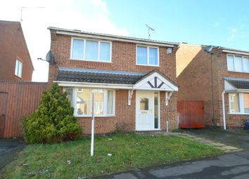 Thumbnail 3 bedroom detached house to rent in Swinburne Close, Kettering