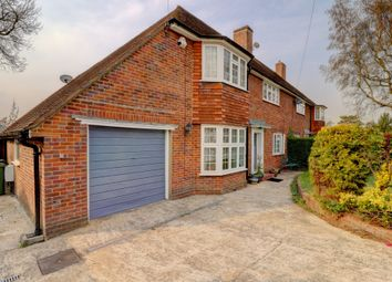 Thumbnail 4 bed semi-detached house for sale in Vicarage Gate, Guildford