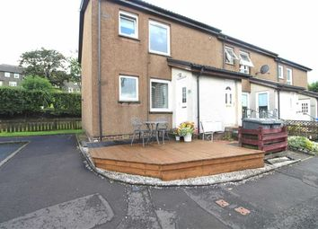 Thumbnail 1 bed flat for sale in Mallard Road, Hardgate, Clydebank