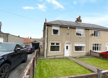 Thumbnail 3 bed semi-detached house for sale in Sunnyhill Grove, Keighley, West Yorkshire