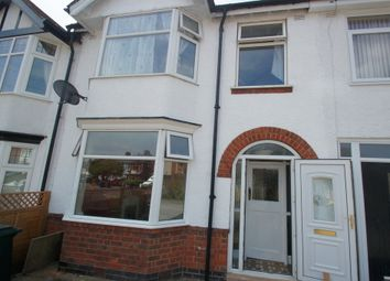 Thumbnail 3 bed terraced house to rent in Anchorway Road, Coventry