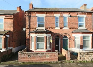 Thumbnail 3 bed semi-detached house for sale in Ashwell Street, Netherfield, Nottingham