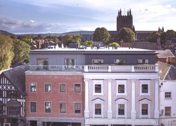 Thumbnail 2 bed flat for sale in East Street, Hereford