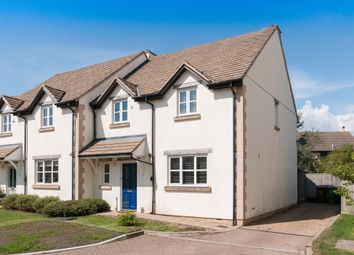 Thumbnail 3 bedroom semi-detached house for sale in Beaufort View, Luckington, Chippenham