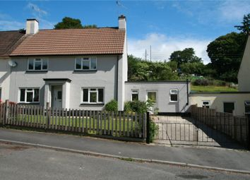 Thumbnail 3 bed semi-detached house for sale in School Close, Bampton, Tiverton, Devon