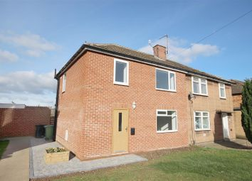 Thumbnail 3 bed semi-detached house to rent in Keswick Drive, Chesterfield