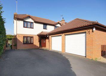 Thumbnail 4 bedroom detached house for sale in Sandstone Rise, Winterbourne, Bristol