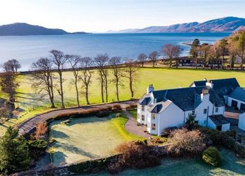 Thumbnail 9 bed detached house for sale in Cuilcheanna House, Onich, Fort William