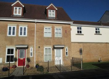 Thumbnail 3 bed town house for sale in Fosse Way, Yeovil