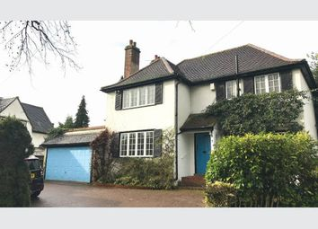 Thumbnail 3 bed detached house for sale in Newlands Avenue, Radlett