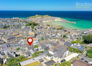 Thumbnail 2 bed flat for sale in Park Avenue, St. Ives, Cornwall