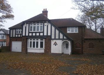 Thumbnail 4 bed detached house for sale in Alfreton Road, Underwood, Nottingham