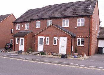 Thumbnail 3 bedroom semi-detached house to rent in Yeoman Way, Trowbridge