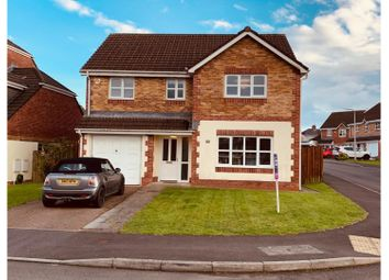 Thumbnail 4 bed detached house for sale in Maes Yr Efail, Llanelli