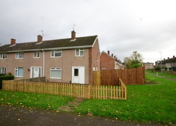 Thumbnail 3 bed end terrace house for sale in Chesil Walk, Corby